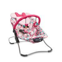 Disney Minnie Mouse Infant Girls' Snug Fit Bouncer