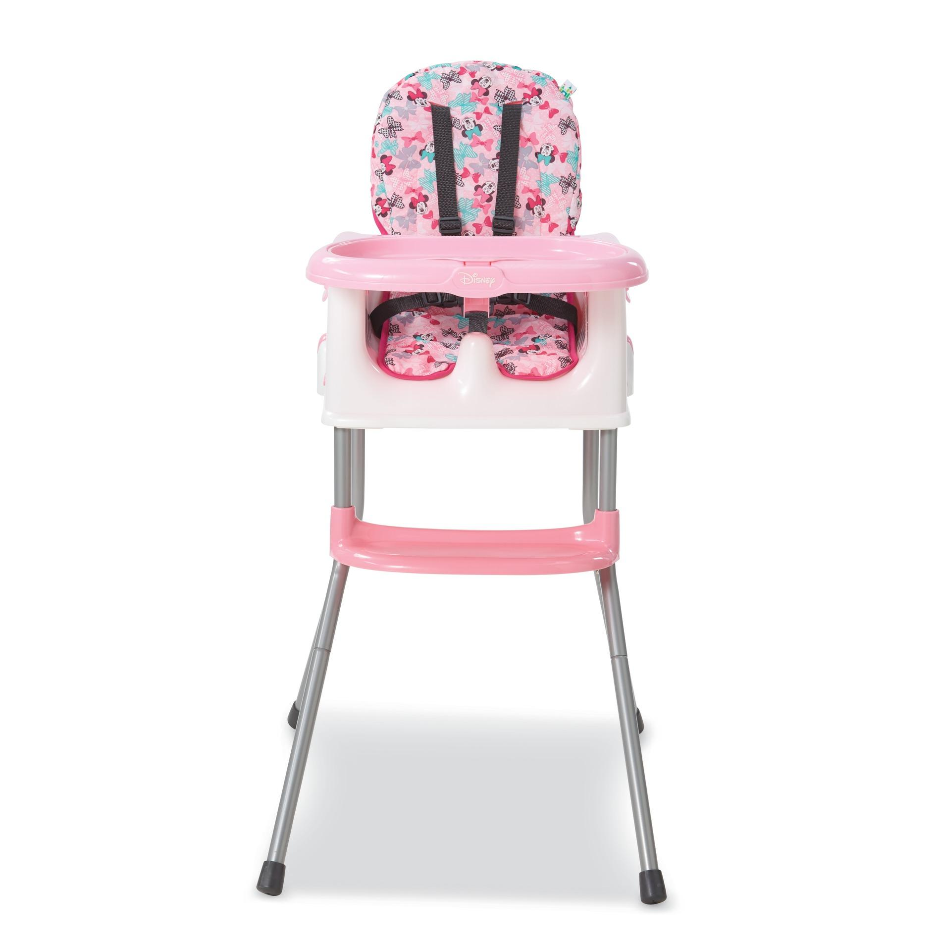 High Chair Deals Disney Minnie Bowtiful 4 In 1 High Chair