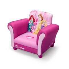 Disney Princess Chair Rocking Kids Upholstered Princesses