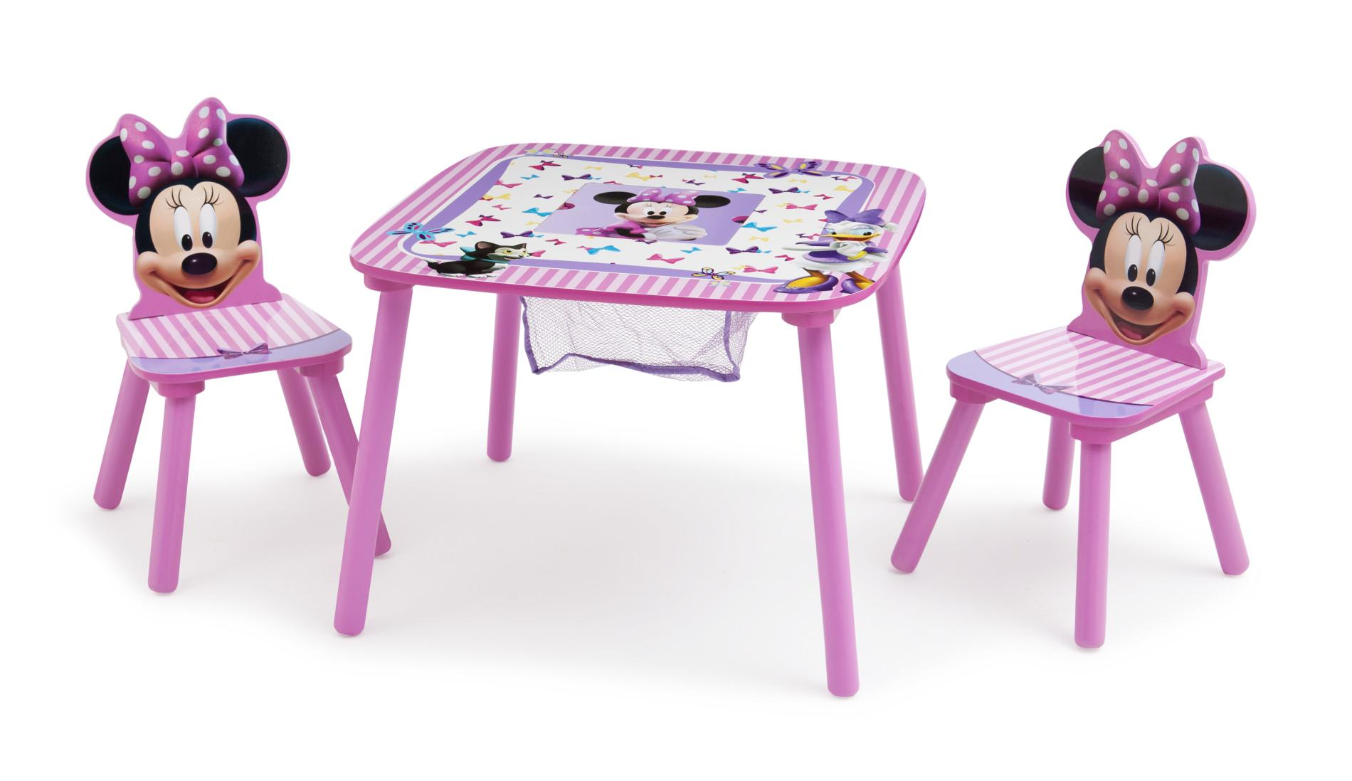 minnie table and chairs fishing chair bag disney mouse 2