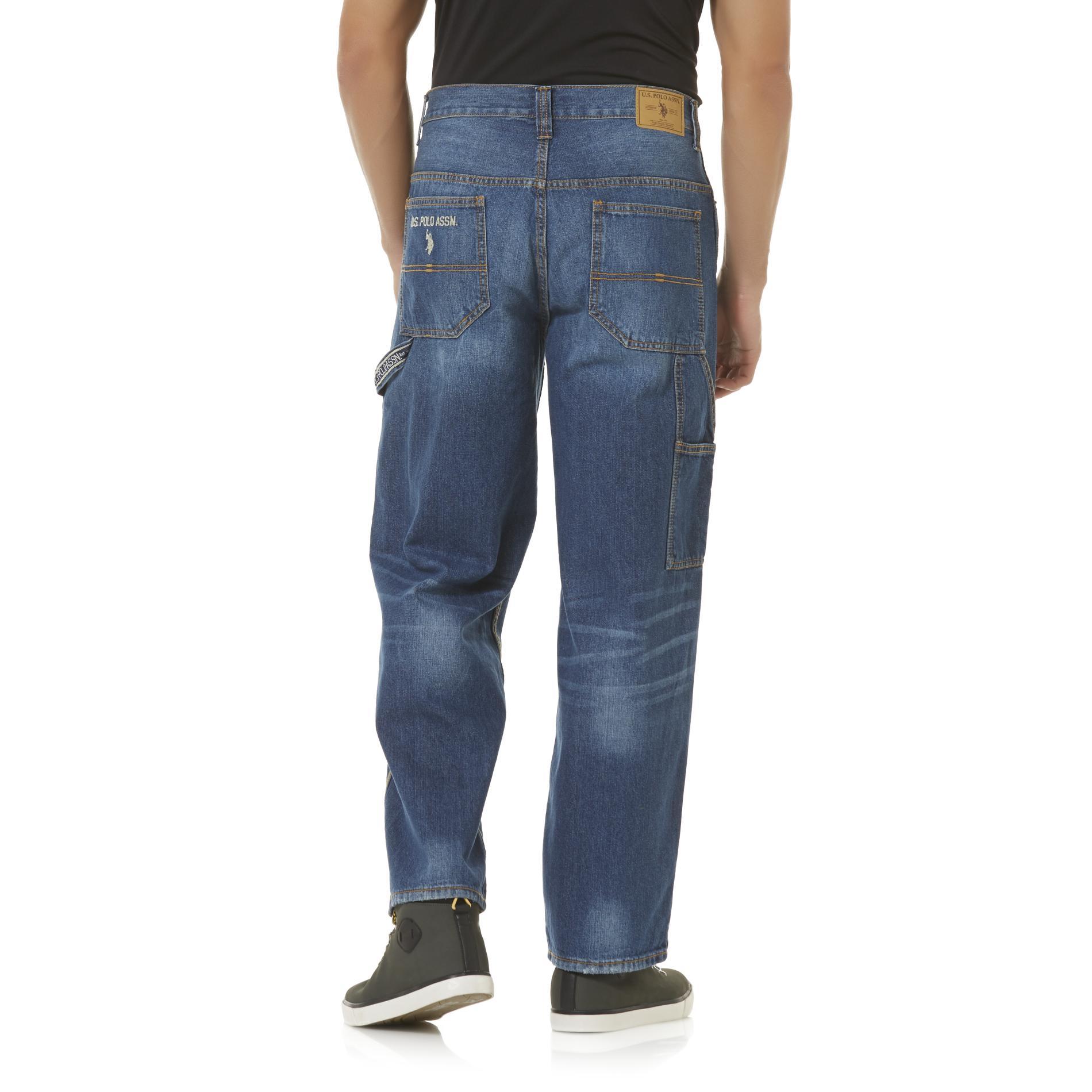 U. Polo Assn. Men' Carpenter Jeans