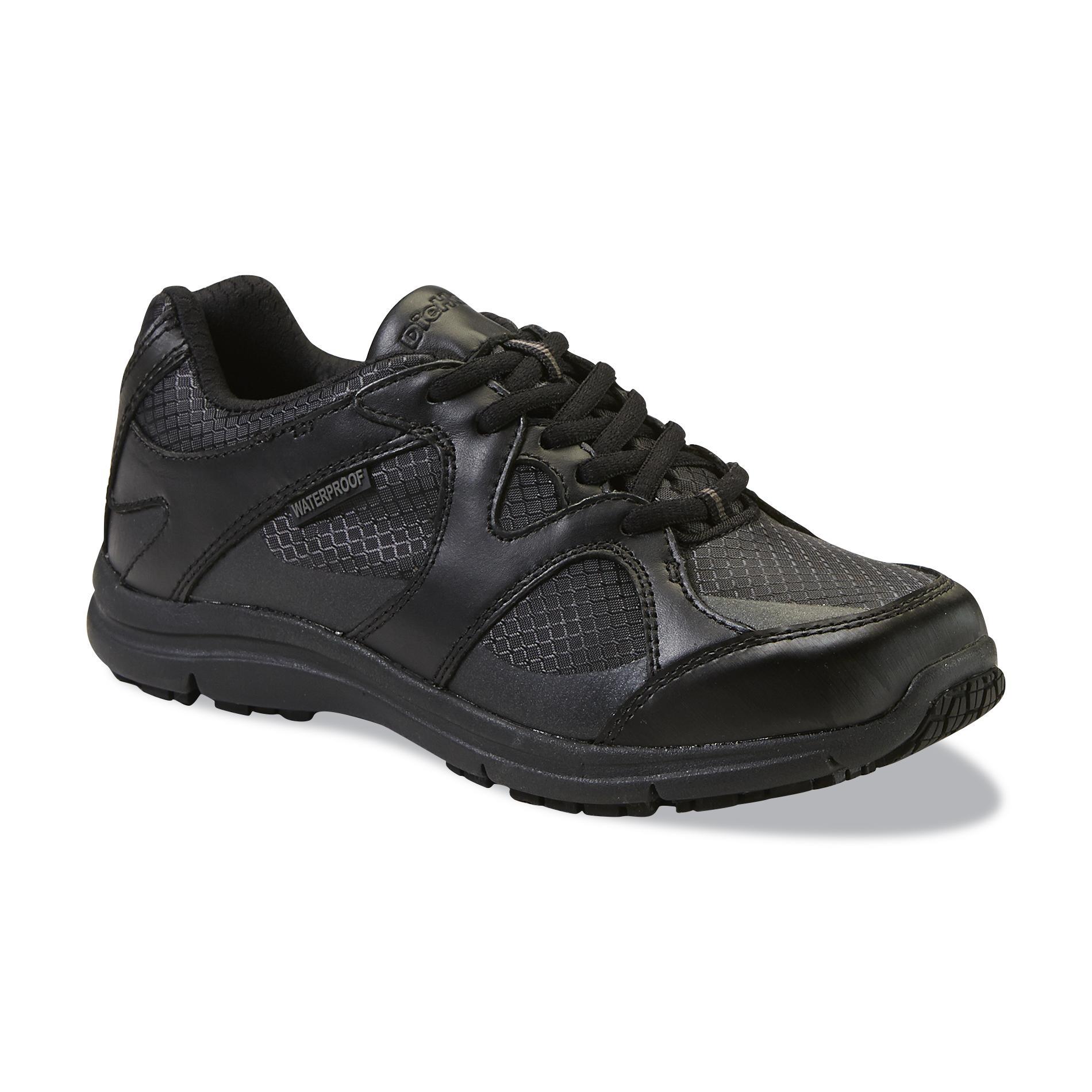 Diehard Women' Chrissie Waterproof Work Shoe - Black