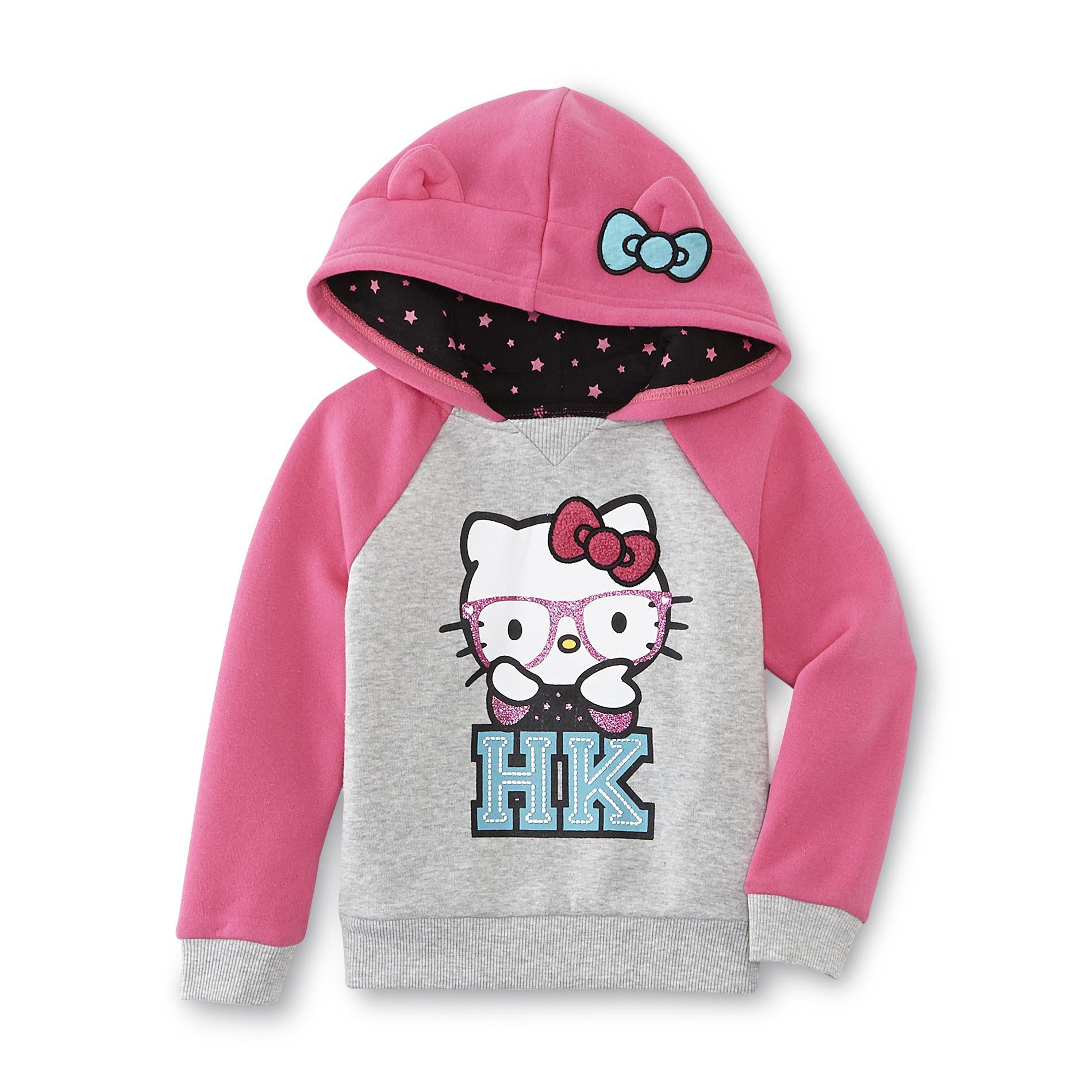 Hello Kitty Toddler Girl's Hoodie