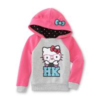 Hello Kitty Toddler Girl's Hoodie