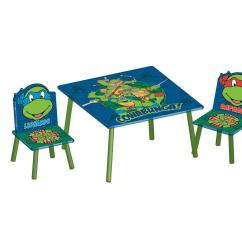 Ninja Turtles Chair Pedicure Chairs For Sale Delta Teenage Mutant Turtle Toddler S Table