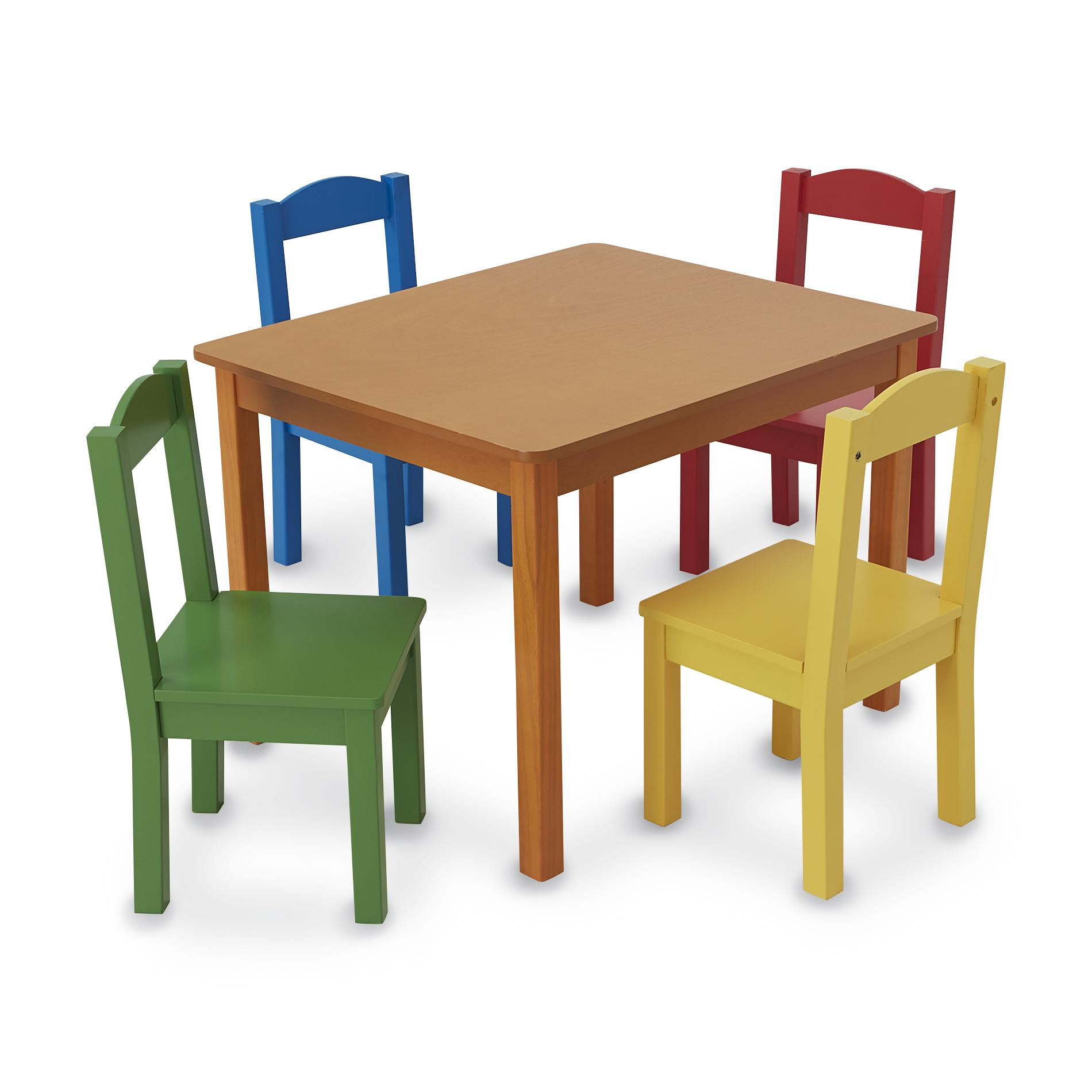 Piper Childrens Table  4 Chairs