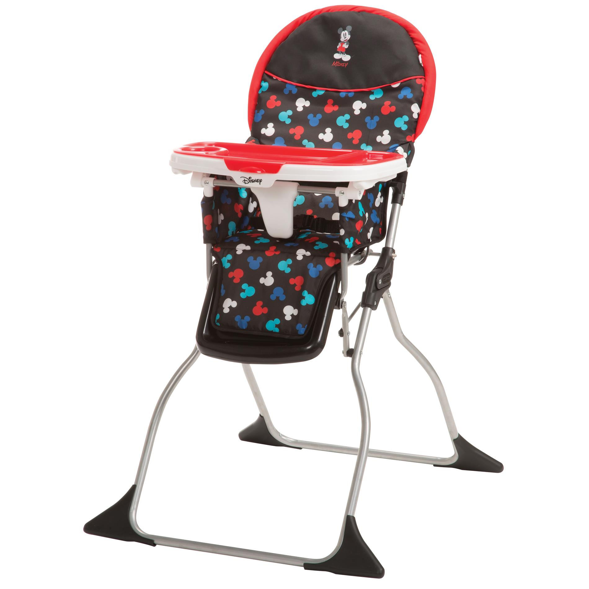 Disney Mickey Mouse Simple Fold Plus High Chair