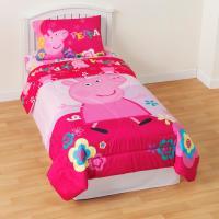 Peppa Pig Microfiber Comforter - Home - Bed & Bath ...