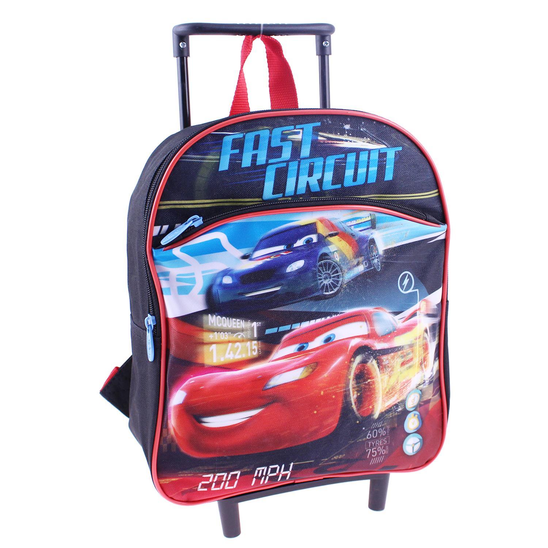 Disney Cars Boy' Pilot Backpack - Lightning Mcqueen
