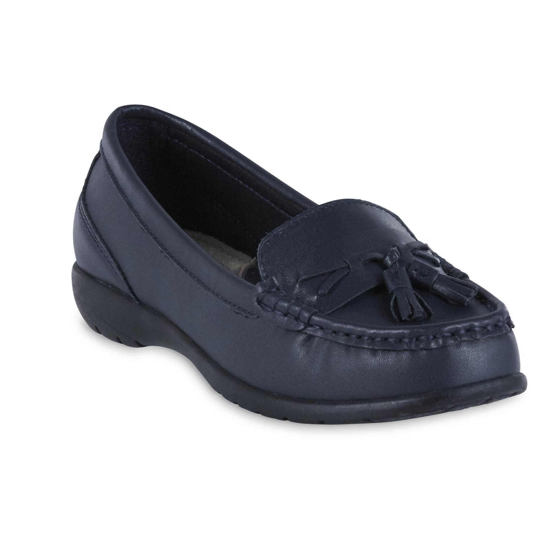 Thom Mcan Women' Winsor Tassel Loafer Wide Width - Navy