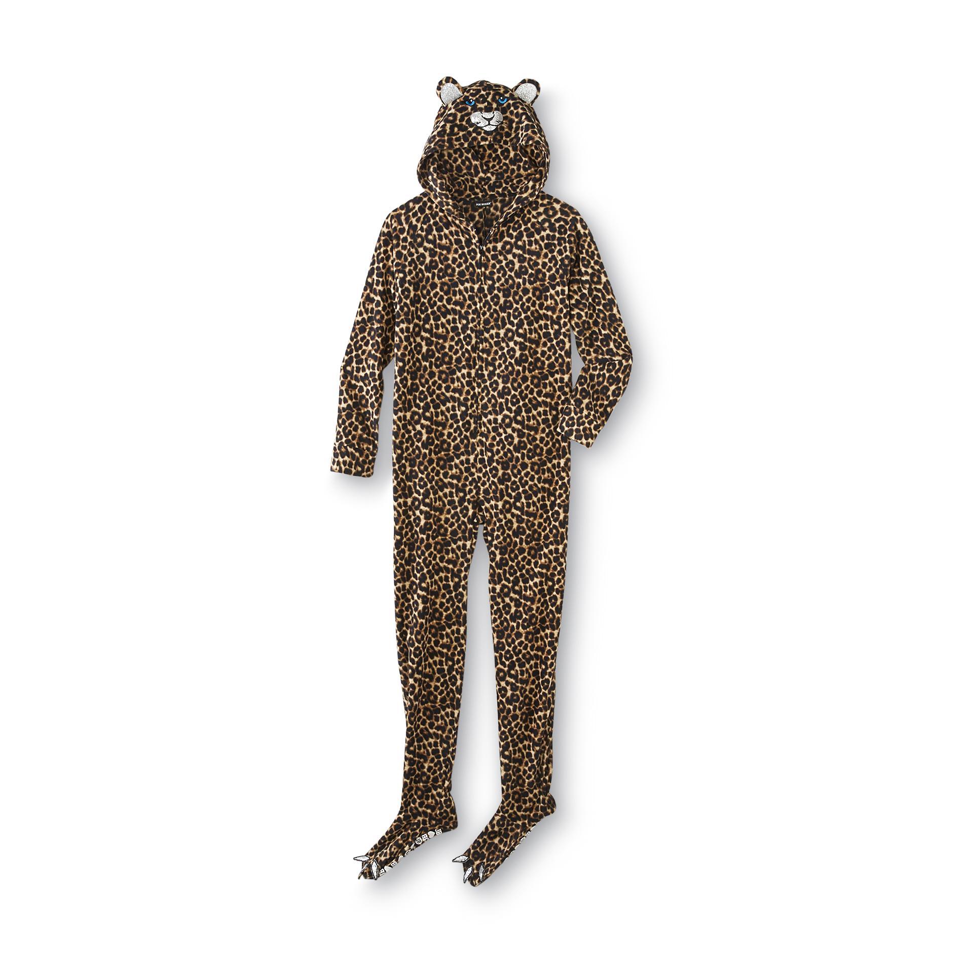 Joe Boxer Junior' -piece Pajamas - Cheetah Clothing