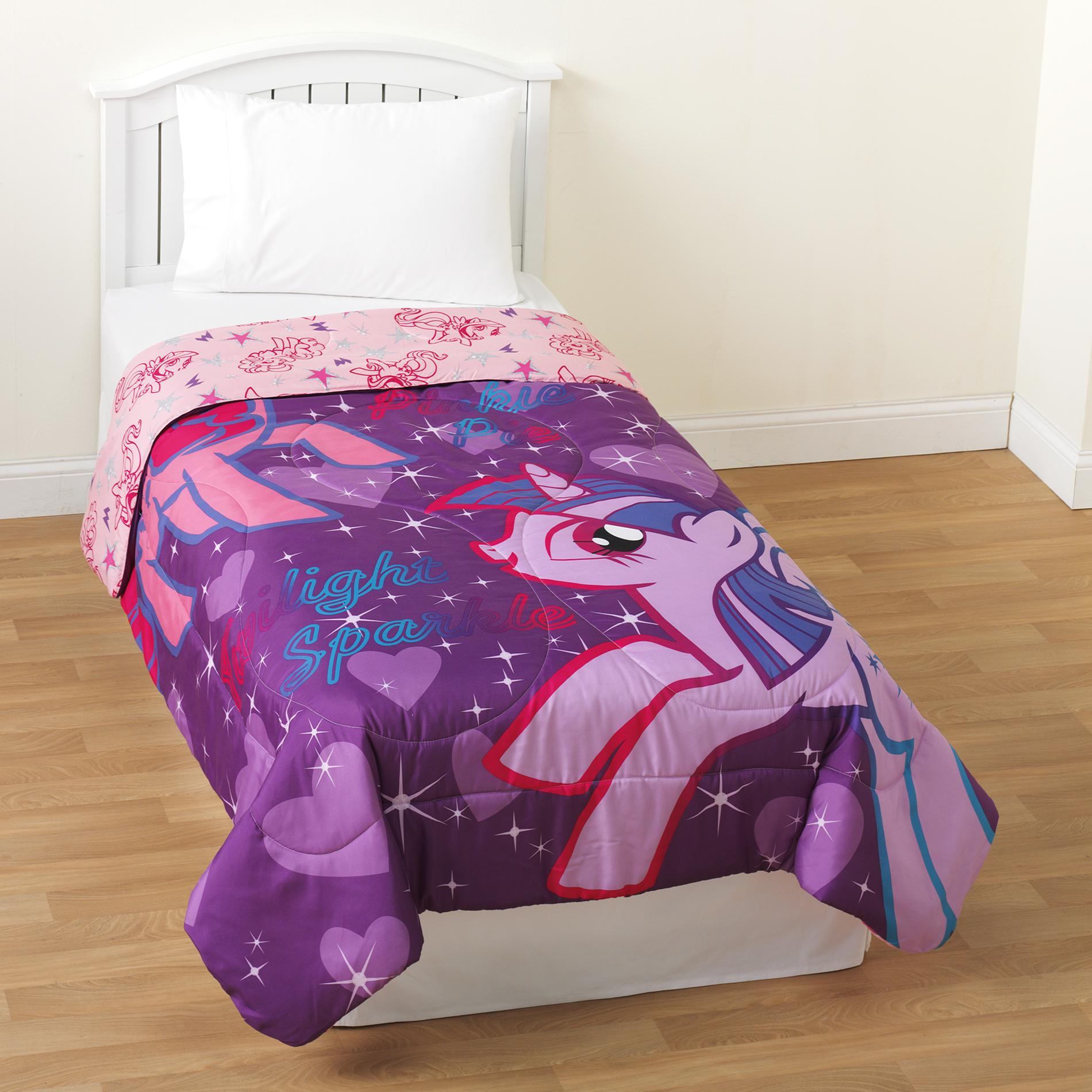 My Little Pony Twin Comforter Set