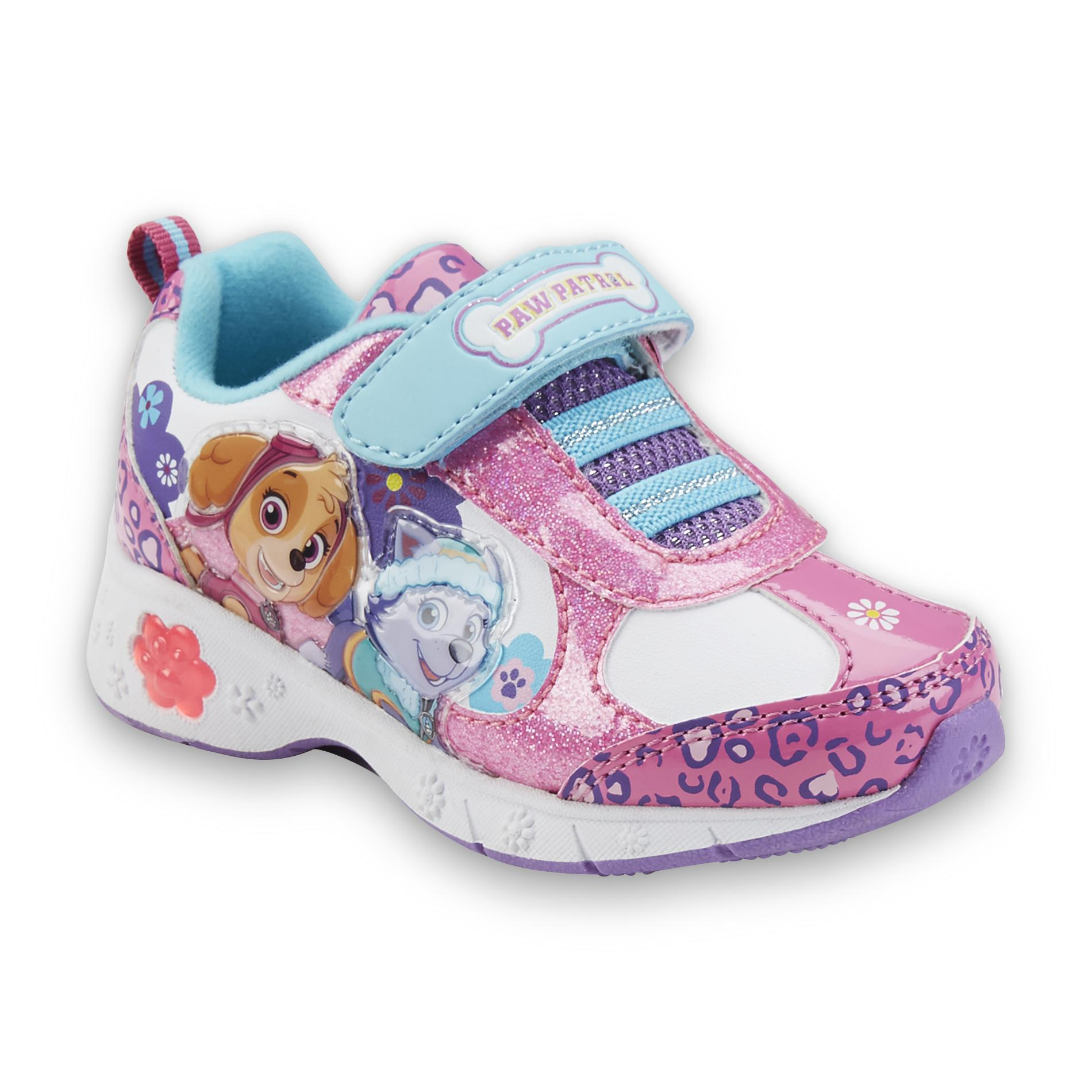 Nickelodeon Toddler Girls PAW Patrol Light Up Athletic