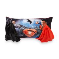 Warner Brothers Batman V Superman Plush Body Pillow