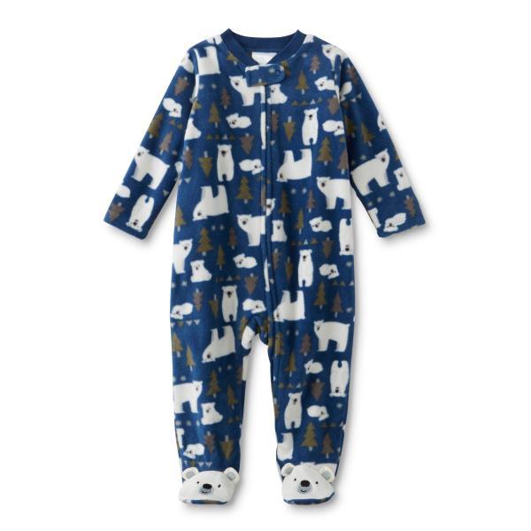Polar Bear Pajamas Boys