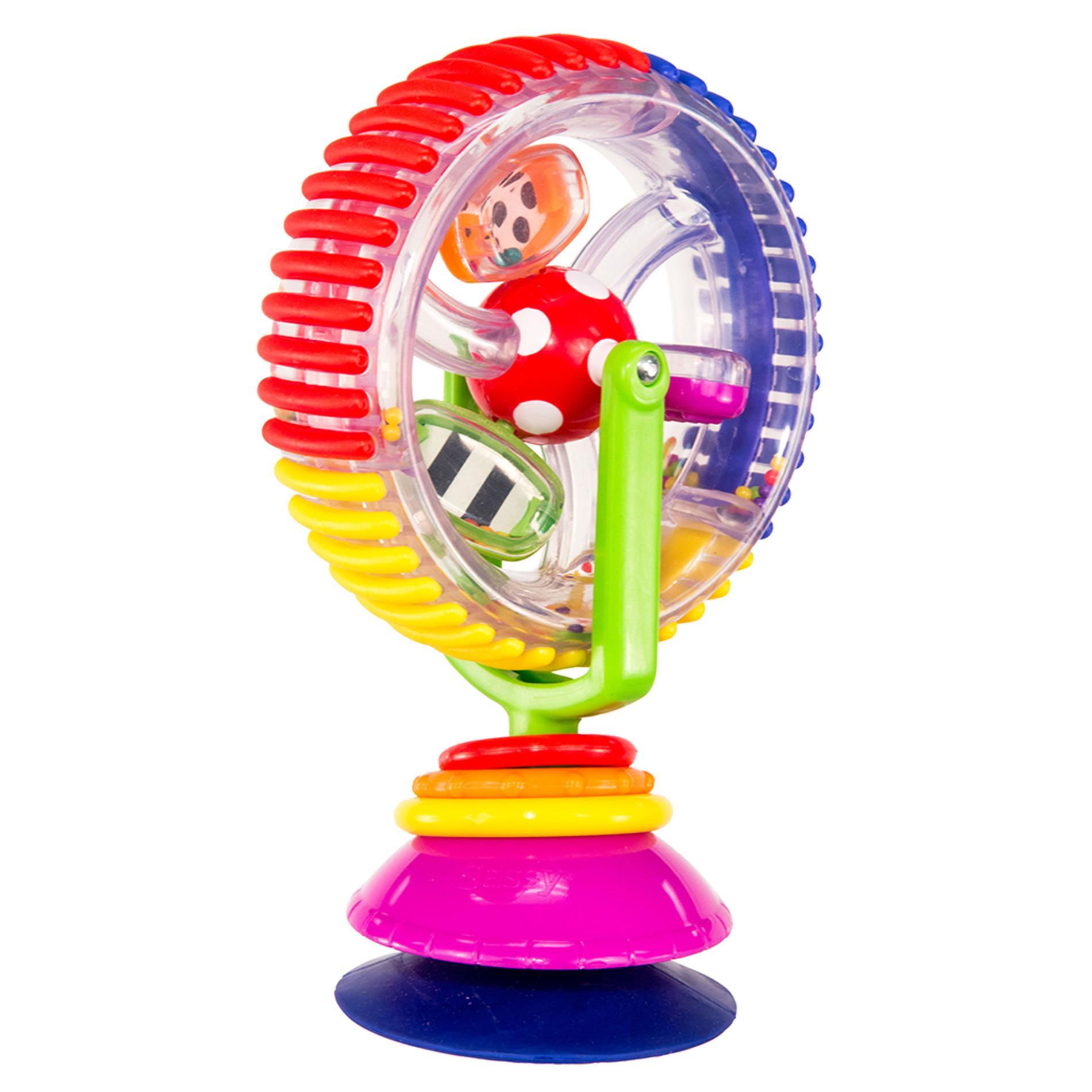 Sassy Infants Wonder Wheel Toy