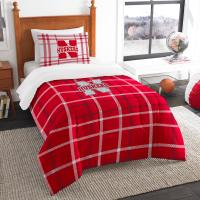 NCAA Twin Bedding Set - University of Nebraska