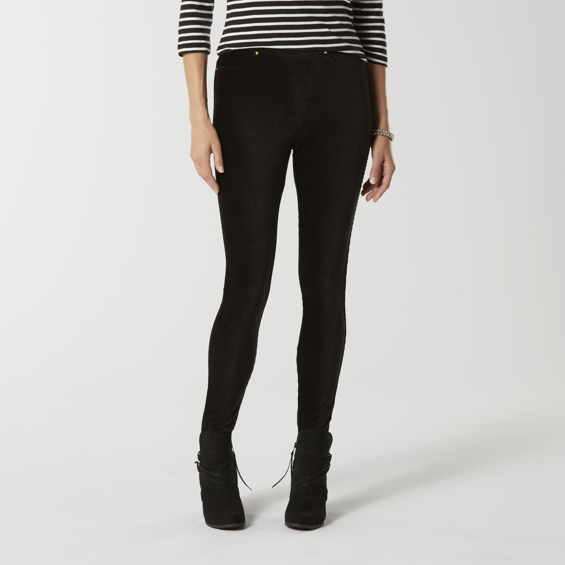 Laura Scott Women' Corduroy Leggings