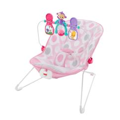 Fisher Price Chair Pink Chairs Cover Rentals In Virginia Baby Bouncer Canada
