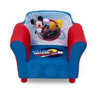 Disney Mickey Mouse Clubhouse Toddler Boy's Upholstered ...