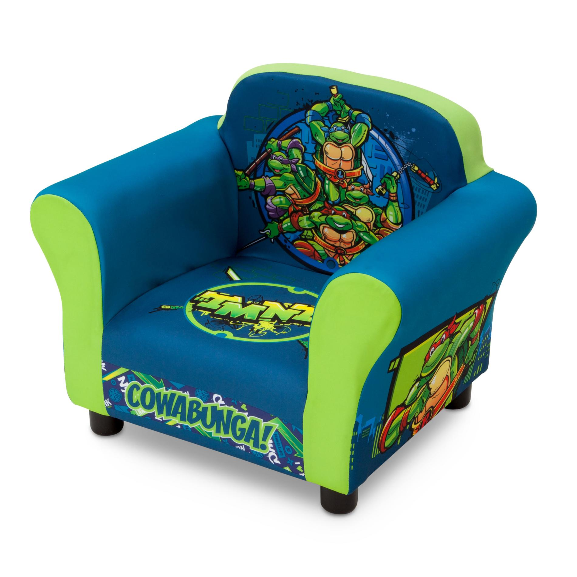 Baby Chair Nickelodeon Teenage Mutant Ninja Turtles Toddler Boy 39s