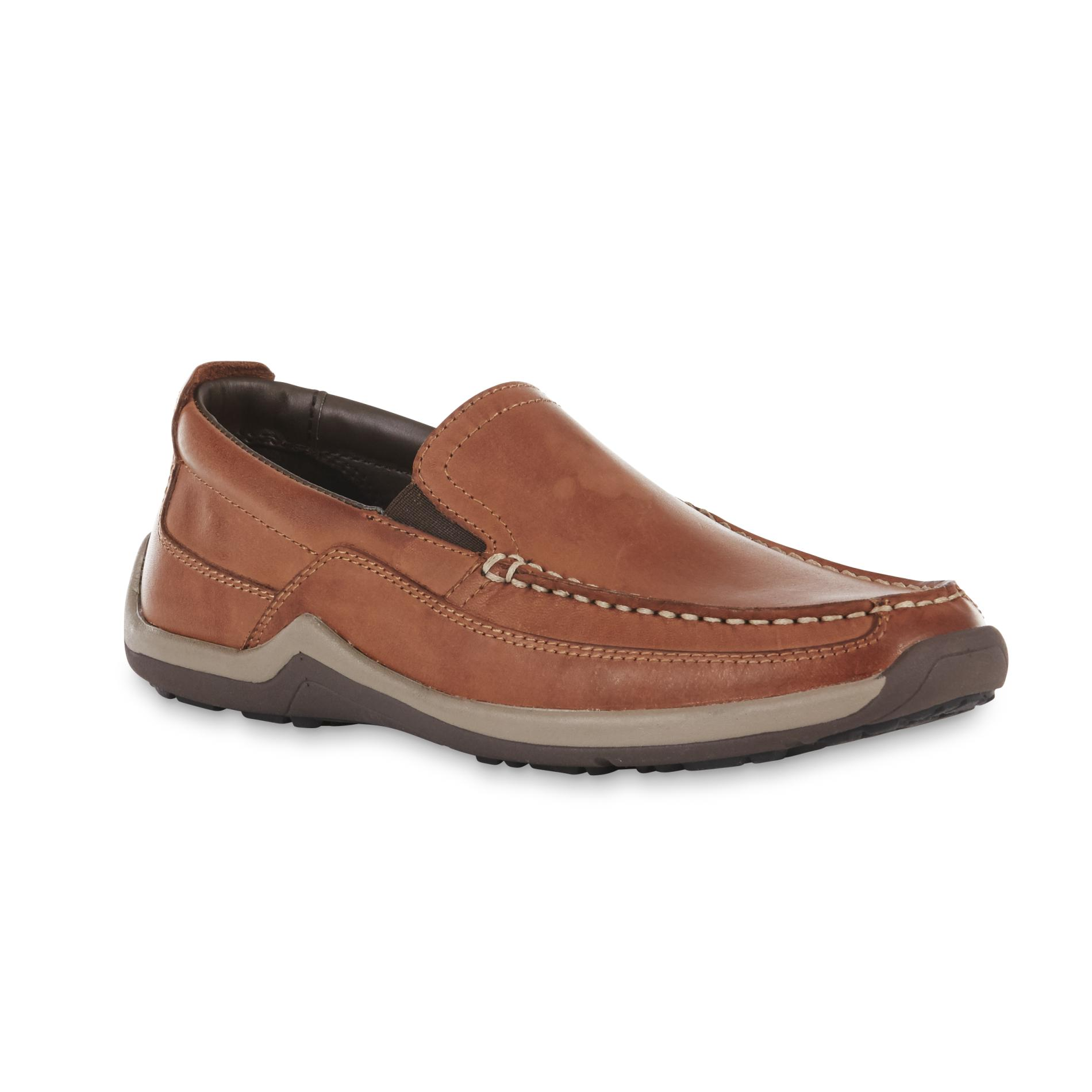 Thom Mcan Men' Logan Leather Loafer - Brown