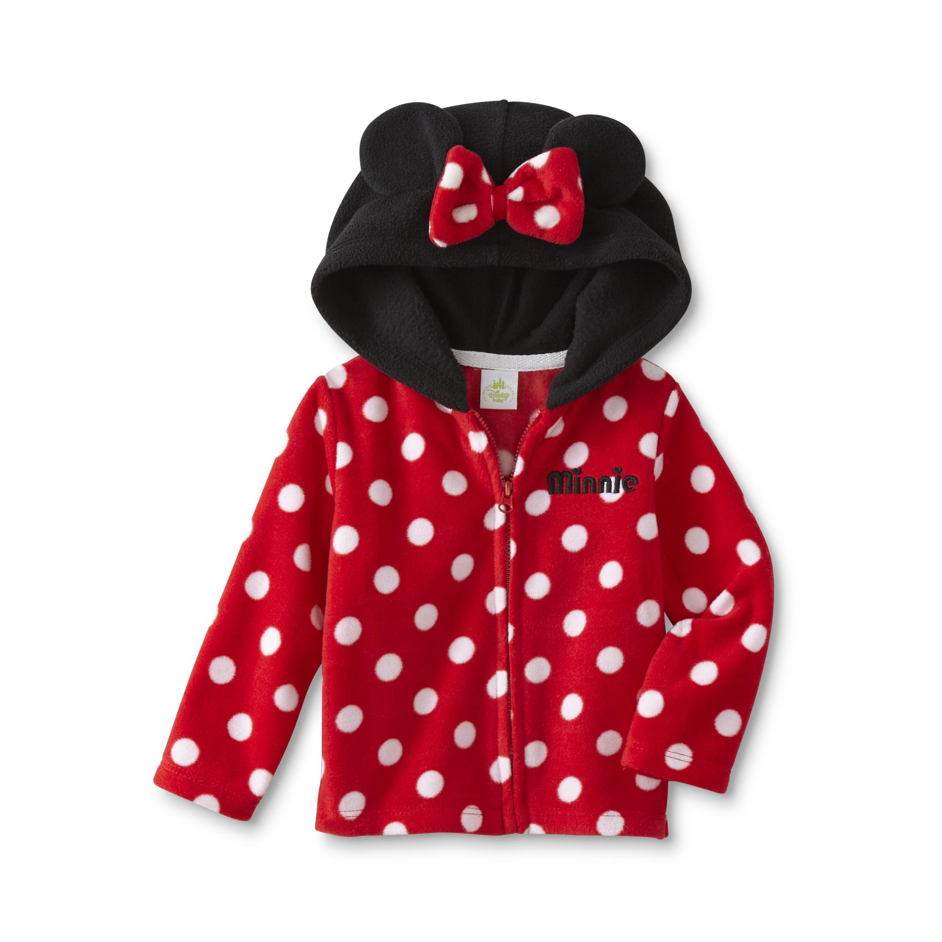 Disney Minnie Mouse Jackets for Girls