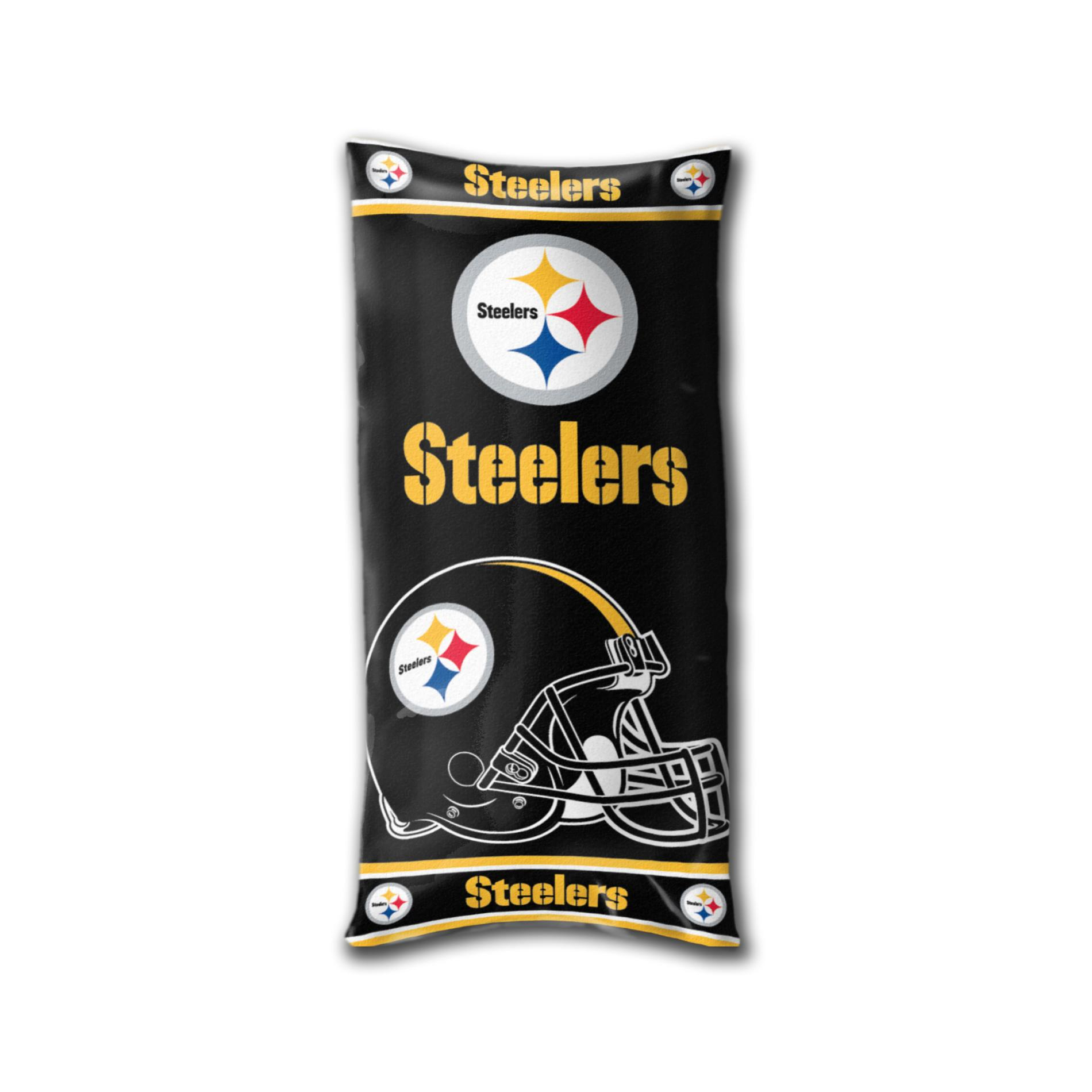 NFL Body Pillow  Pittsburgh Steelers