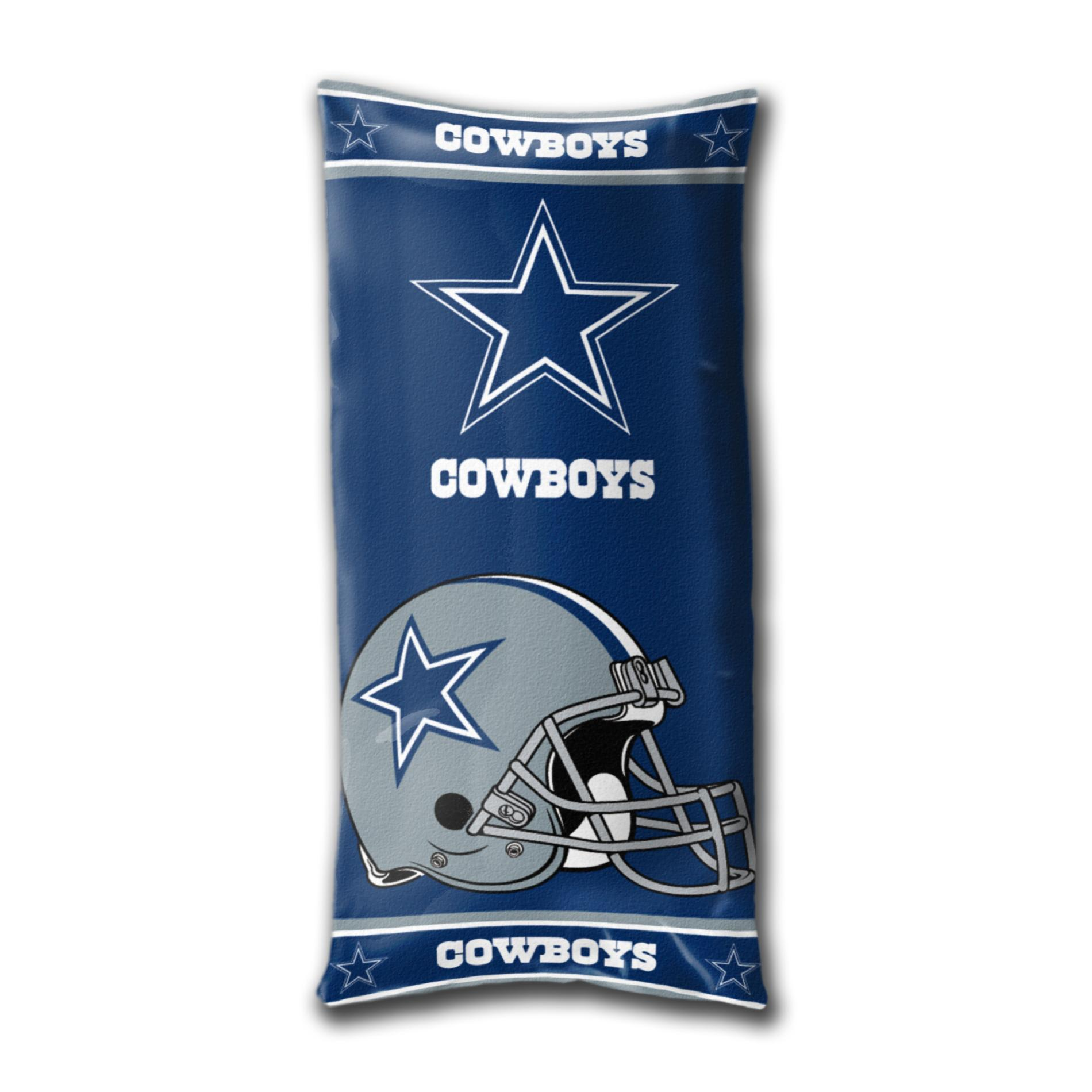 NFL Body Pillow  Dallas Cowboys