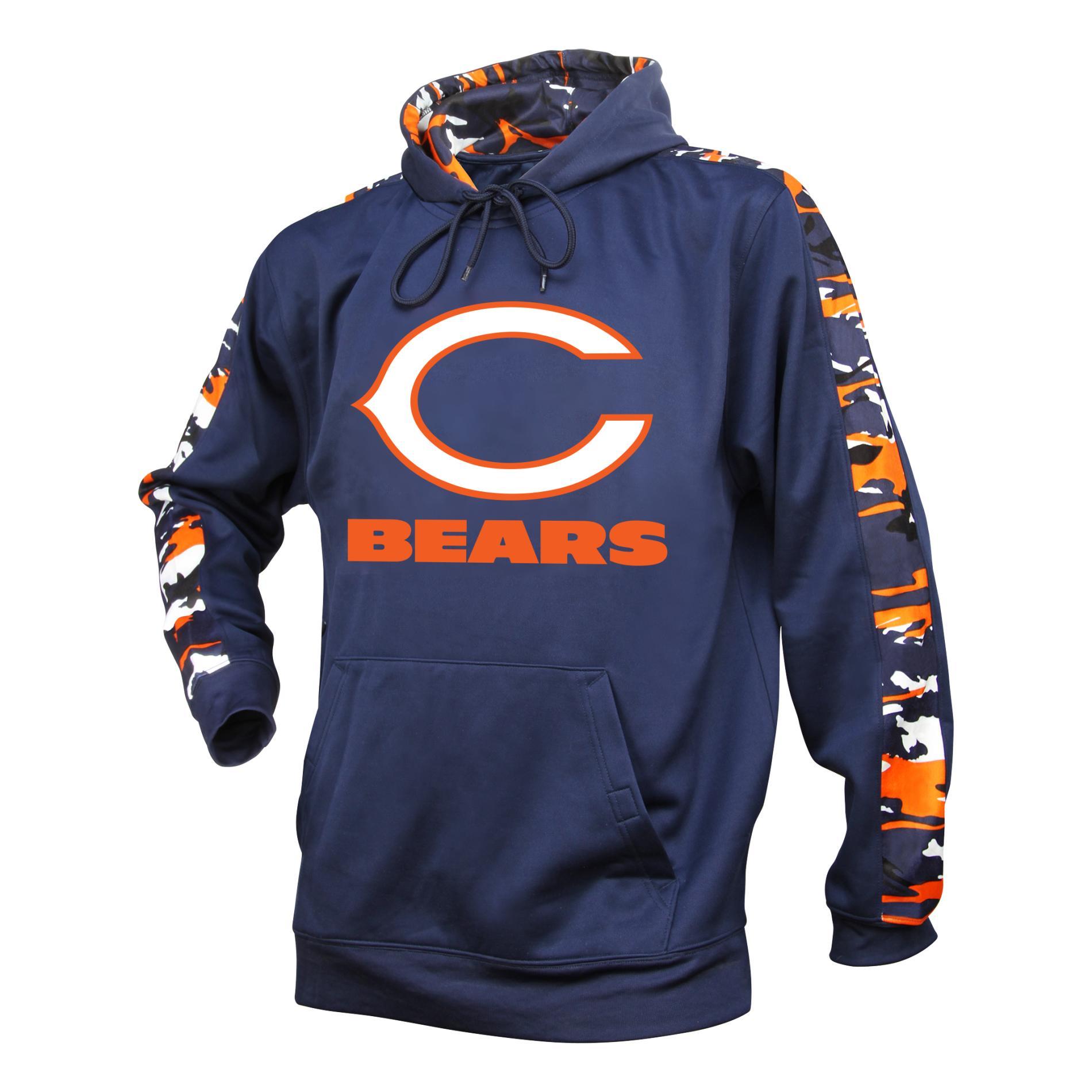 NFL Mens Hoodie Chicago Bears