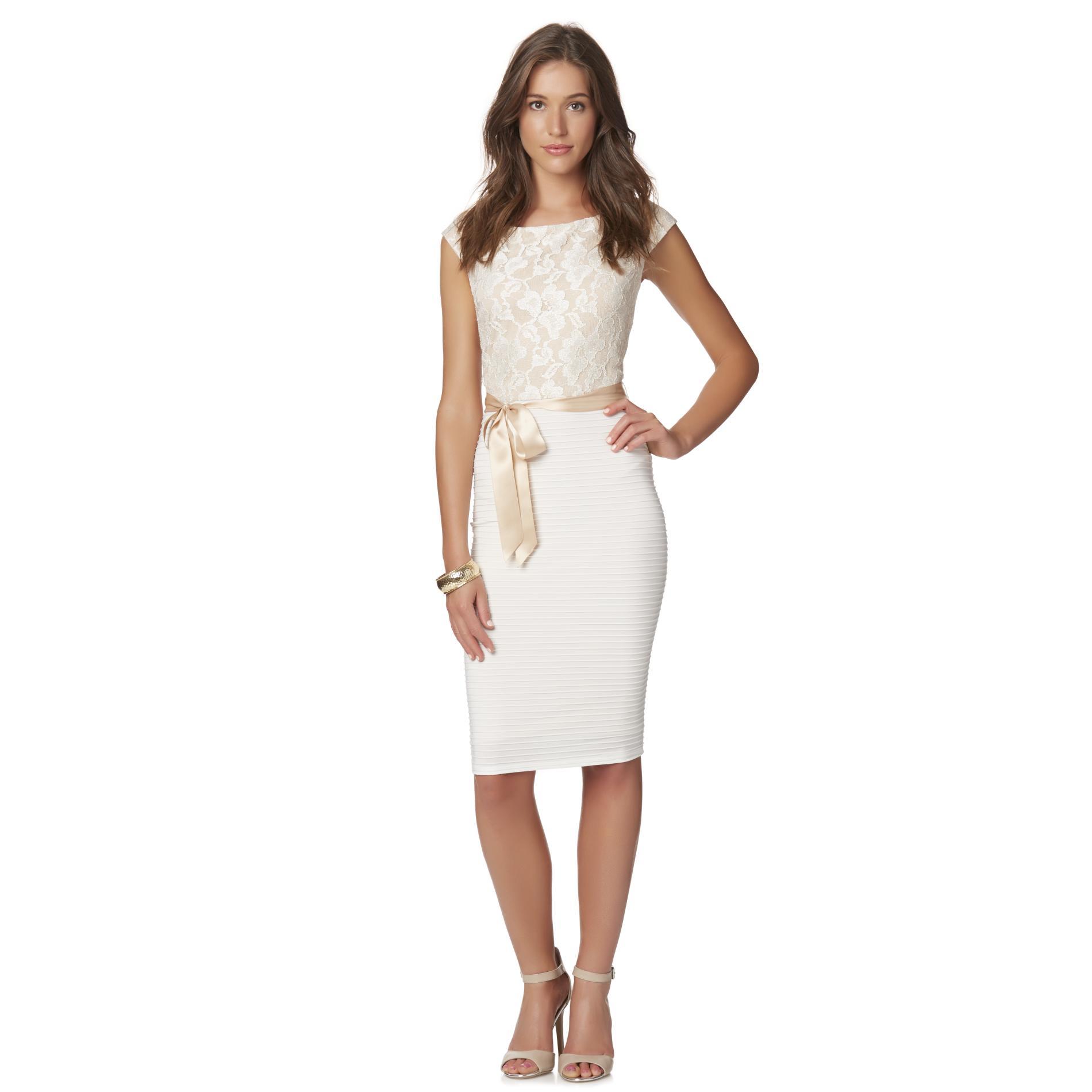 Julian Taylor Women39s Sleeveless Party Dress