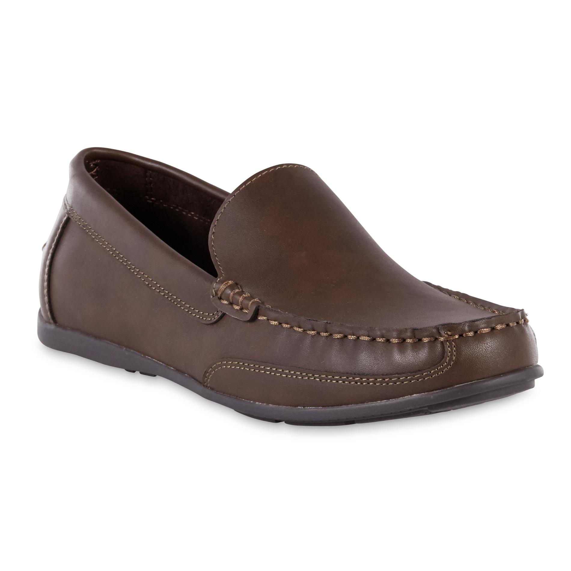 Thom Mcan Men' Casual Loafer - Brown