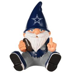 Dallas Cowboys Chairs Sale Counter Height Chair Nfl Sitting Mini Gnome