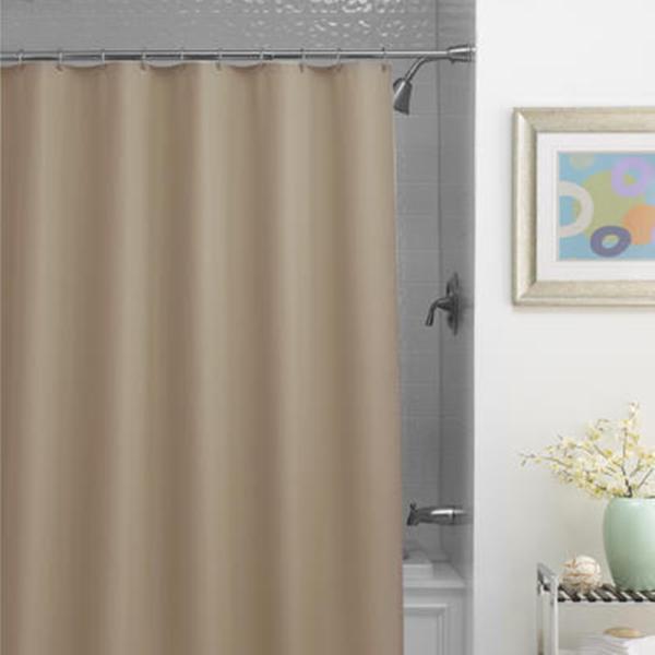 Essential Home Shower Curtain Liner 8 Gauge Peva