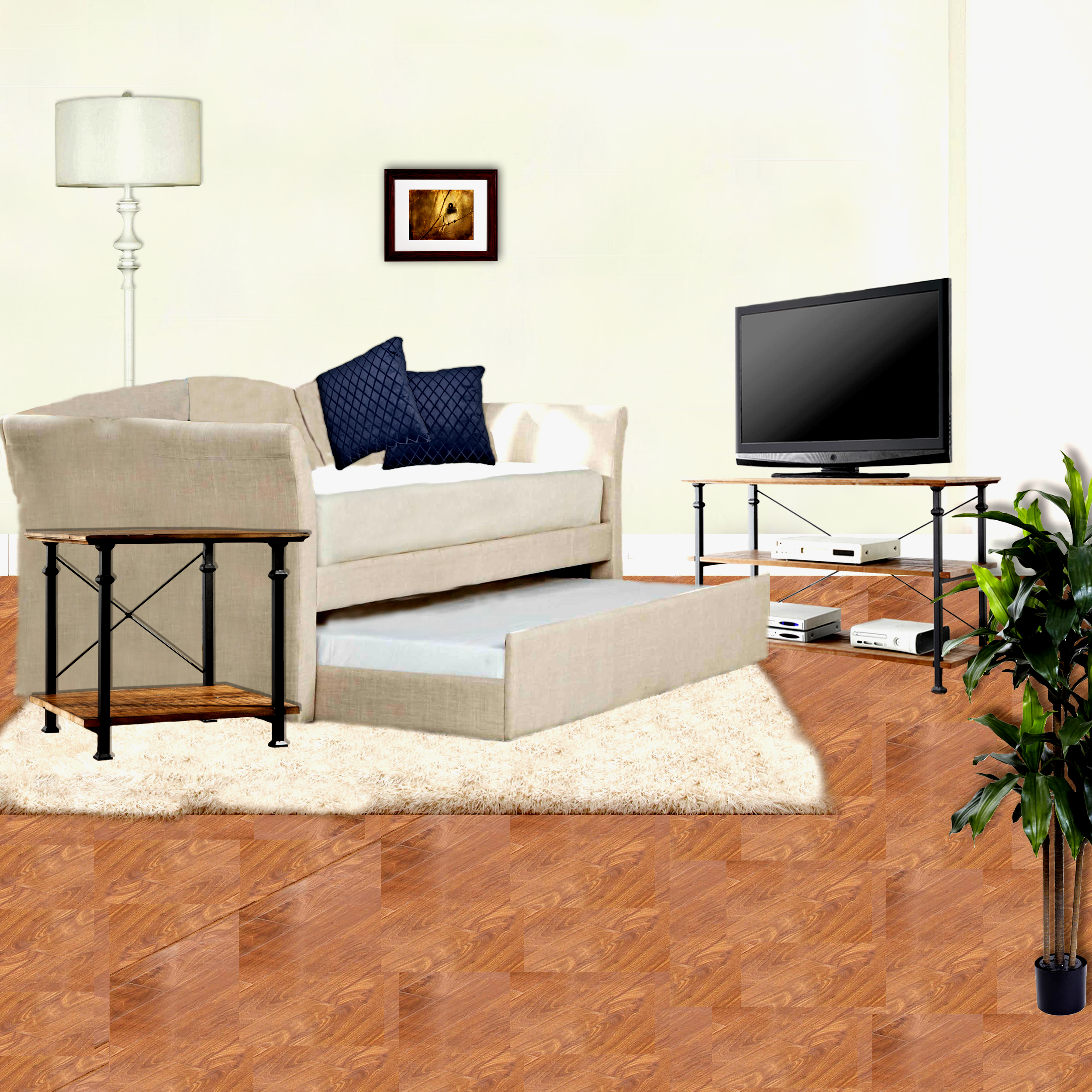 industrial living room furniture decorating ideas tv wall blake home bundles about the collection make your