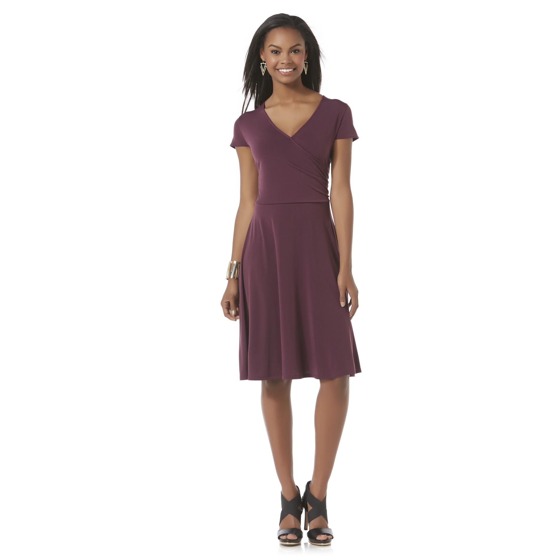 Covington Women39s WrapEffect Dress