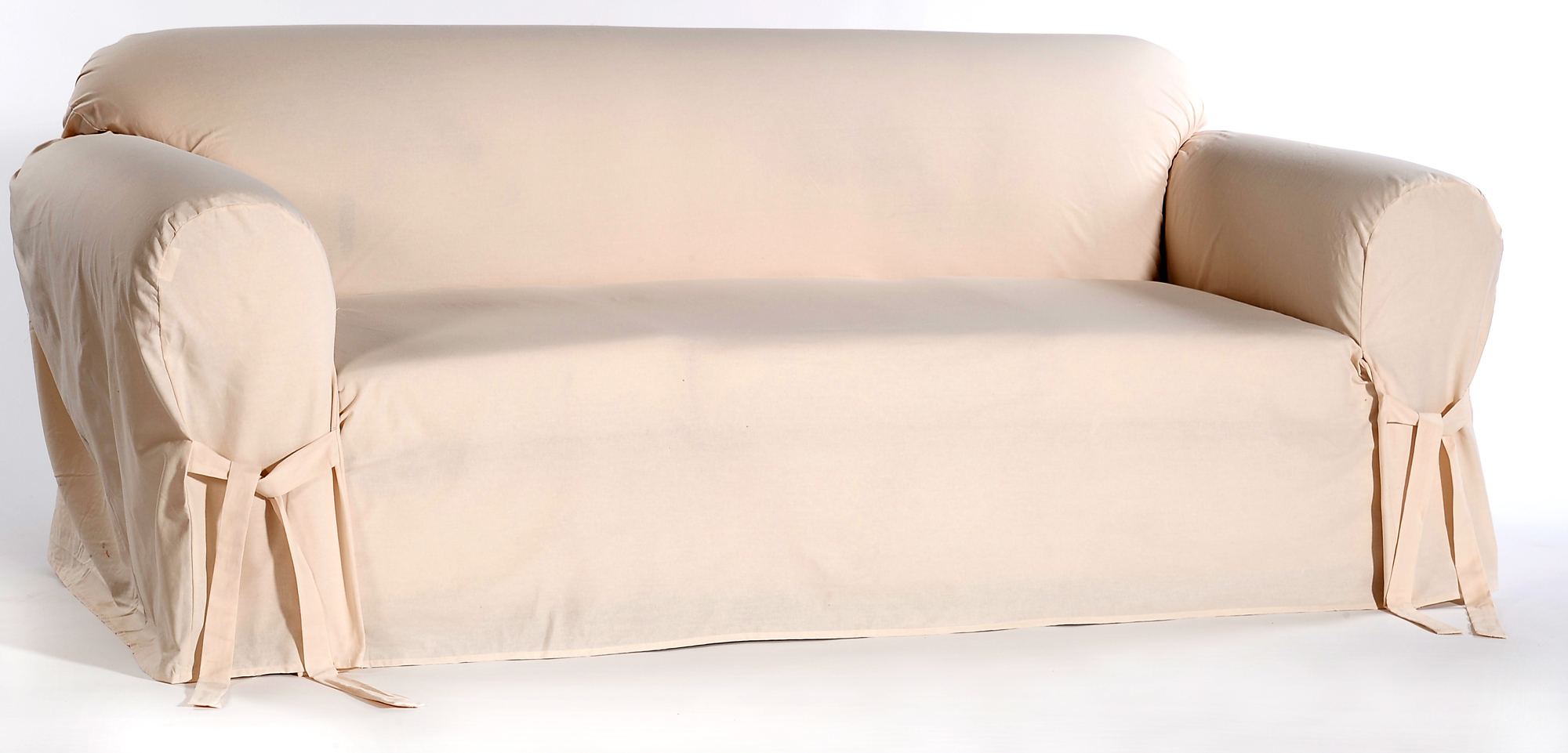 durham one piece sofa slipcover top rated sleeper 2017 classic slipcovers cotton duck loveseat
