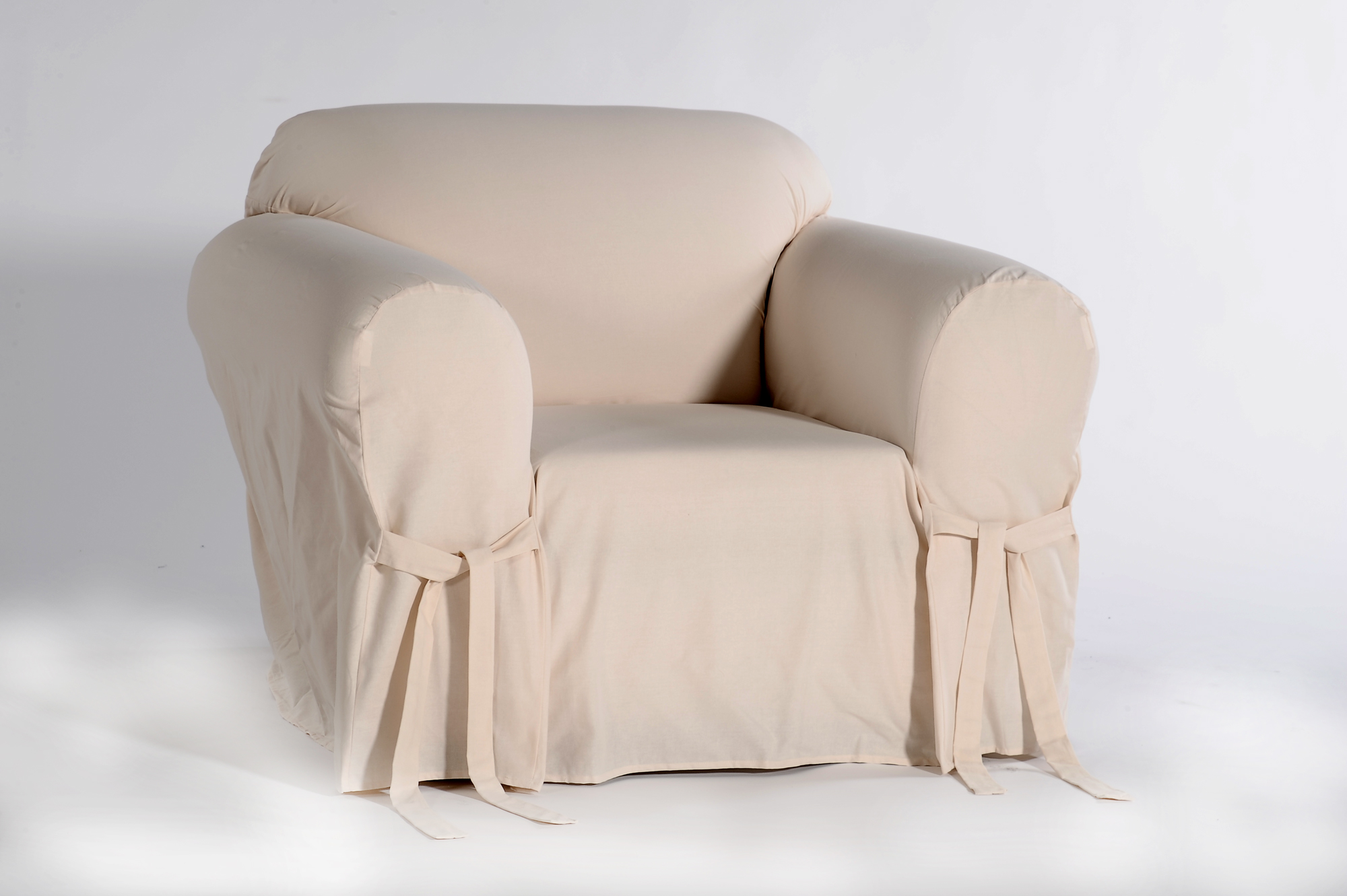 chair covers cotton kids 3 piece table and set classic slipcovers duck one slipcover