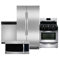 Kitchen Appliance Package Buy Commercial Equipment Online Stainless Steel Home Depot
