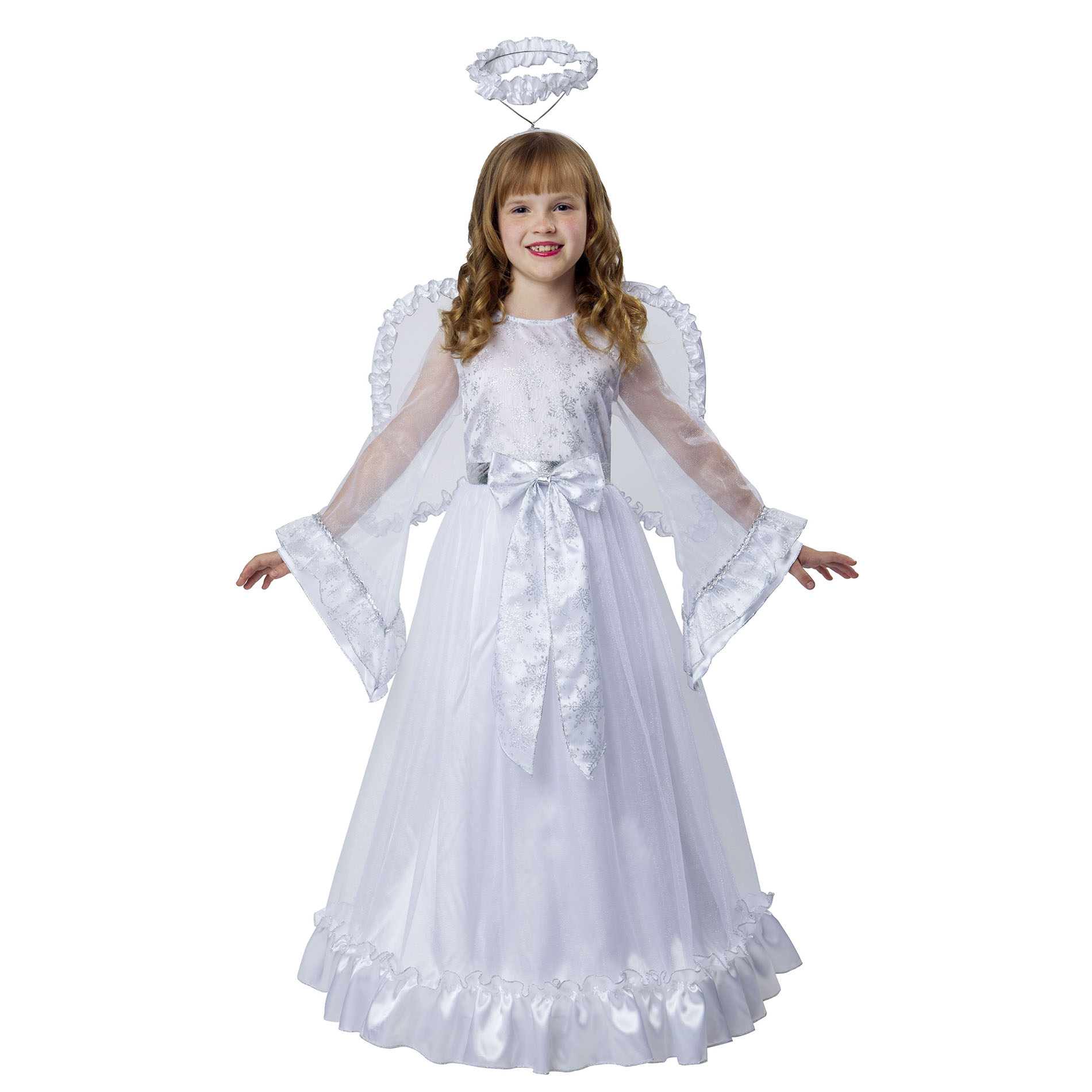 Totally Ghoul Halloween Angel Fairy Costume