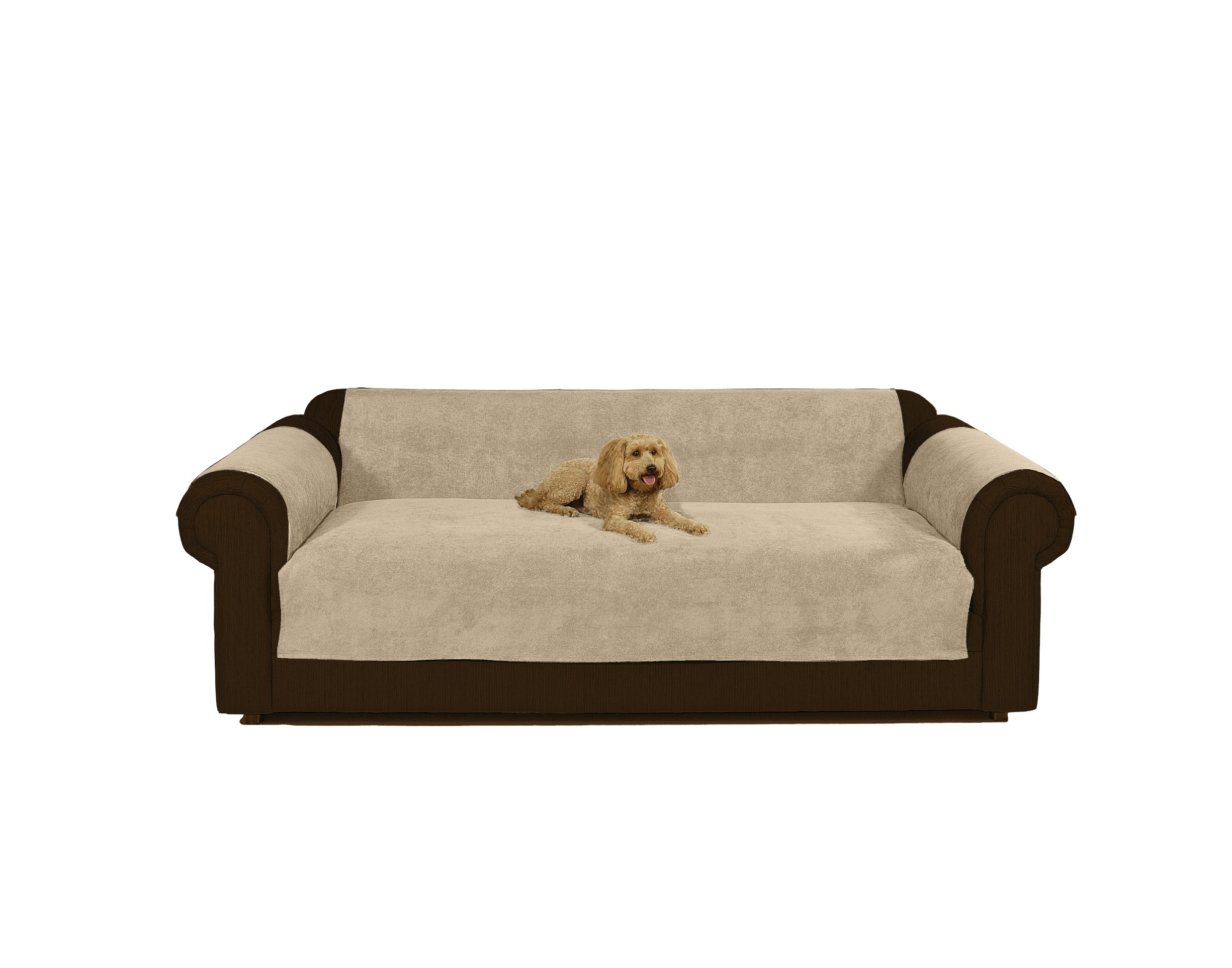 online sofa cover material how to a corner with throws micro suede pet shop your way