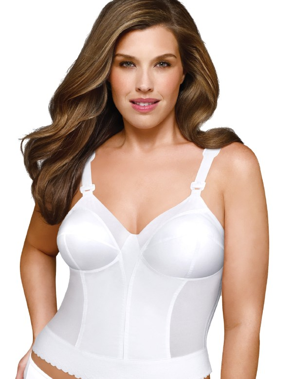 aa0eff84b21 ... Front Closure Longline Posture Exquisite Form Fully Close Longline  Posture Bra ...