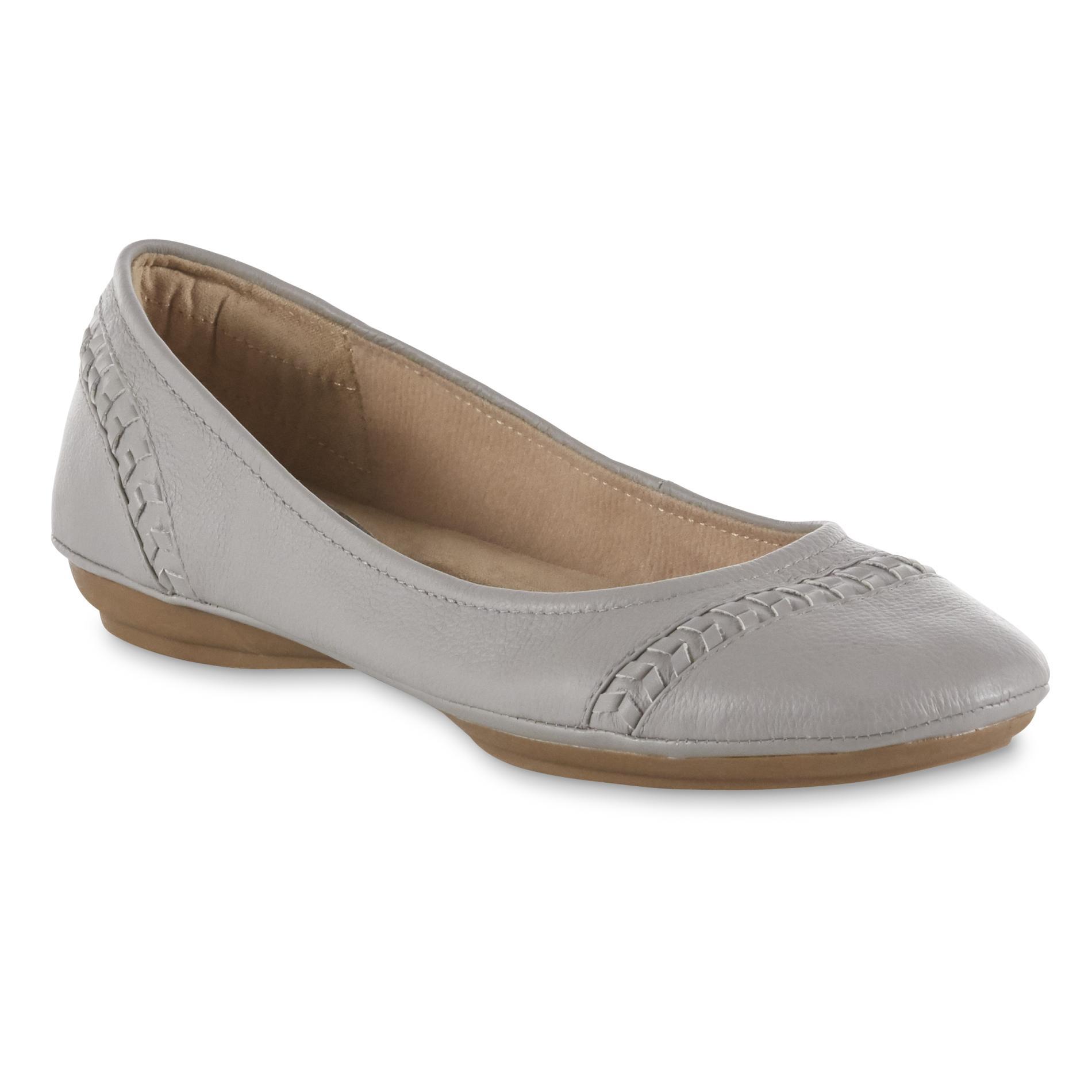 Thom Mcan Women' Wink Gray Ballet Flat