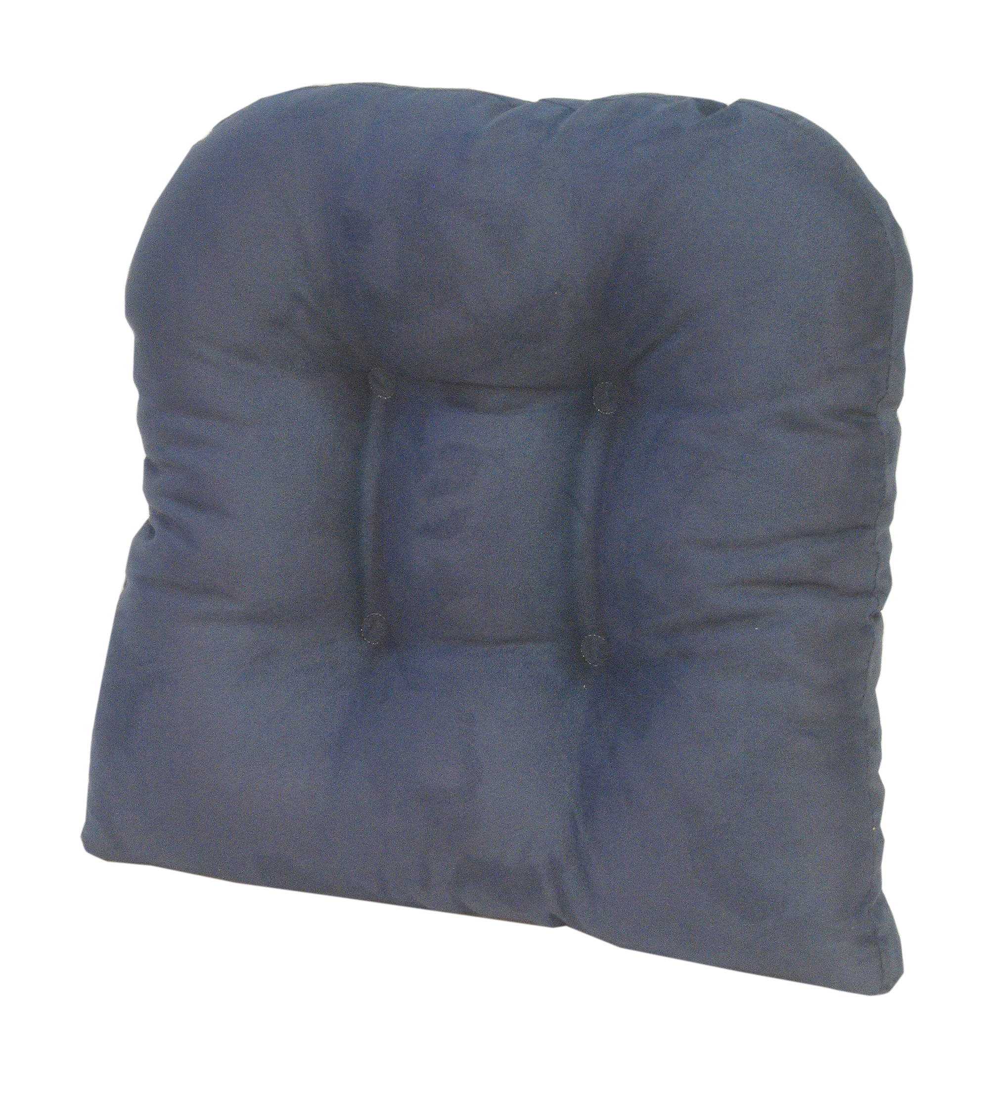 chair pads non slip aluminum chaise lounge chairs the gripper large tufted universal cushions