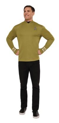 Star Trek 3 Kirks Mens Halloween Costume
