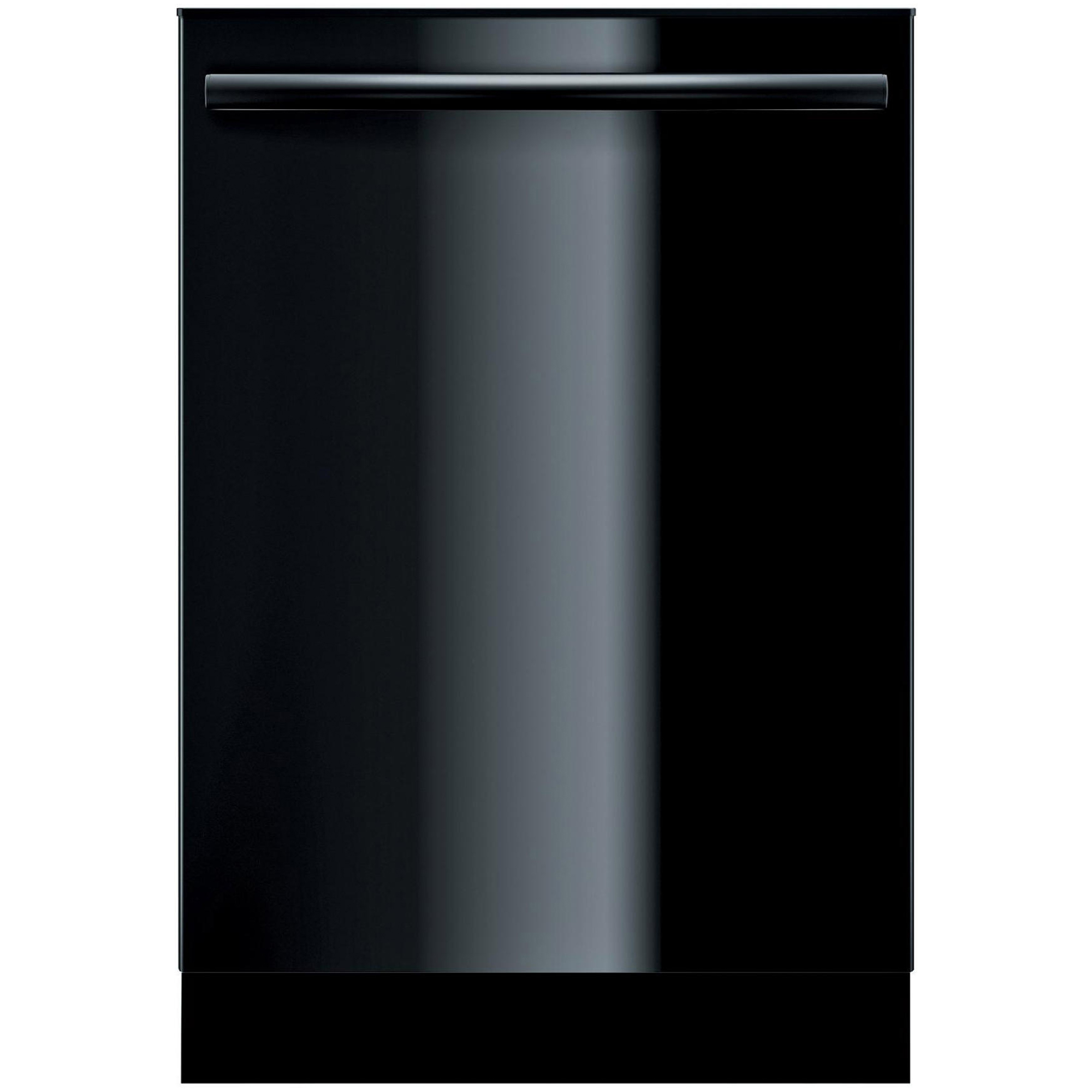Bosch SHX3AR76UC 24 Built In Dishwasher Black