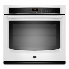 Maytag Kitchen Appliances Cabinet Refinishing Cost Mew7530aw 30 Quot Electric Wall Oven W Fit System