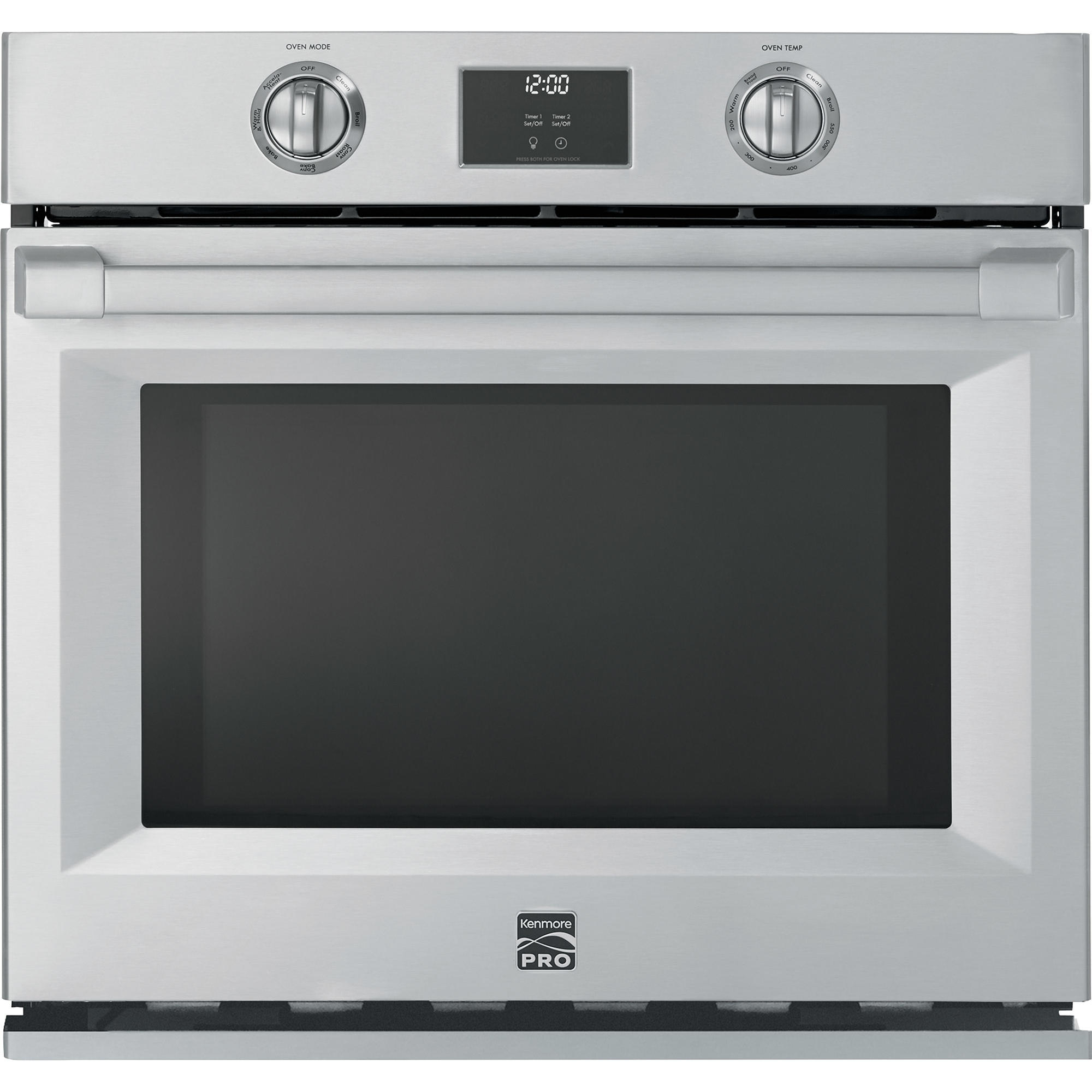 kenmore pro 41153 30 electric self clean single wall oven rh sears com kenmore wall oven kenmore wall oven control board wiring diagram  [ 2000 x 2000 Pixel ]