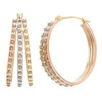 Tri Color Jewelry