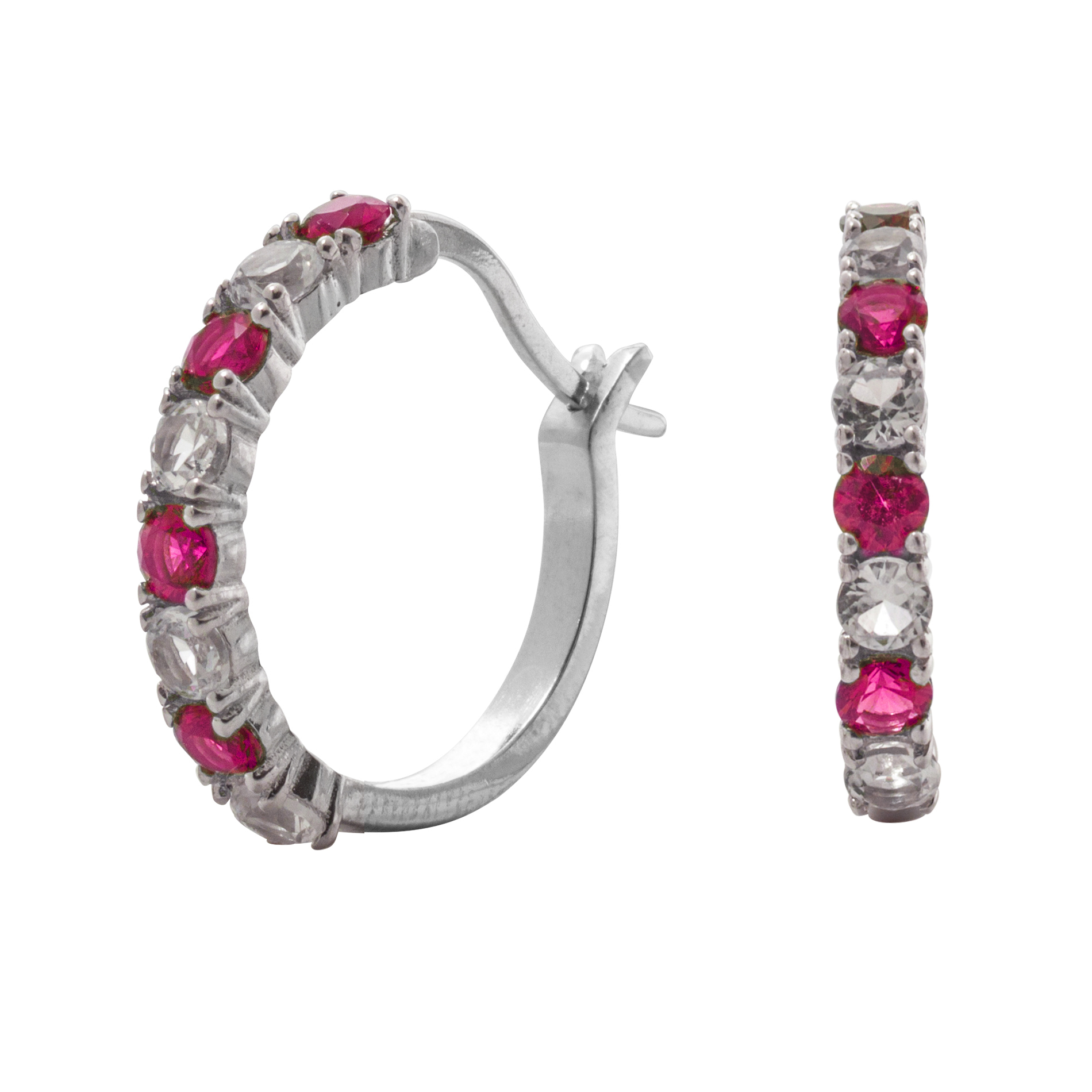 Permanent Hoop Earrings Jewelry